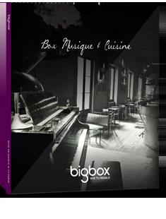 Box Musique & Cuisine