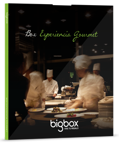 Box Experiencia Gourmet