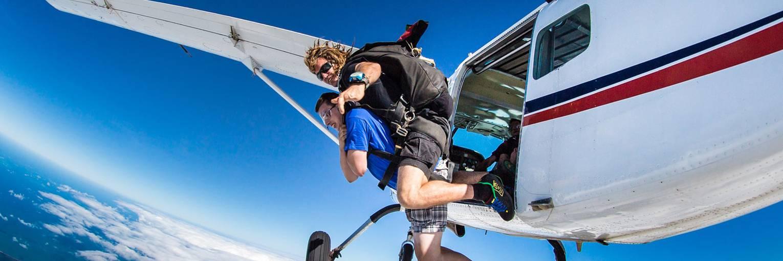 Salto en Paracaídas | Emoción