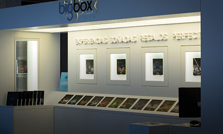 Bigbox - Shopping Paseo Alcorta