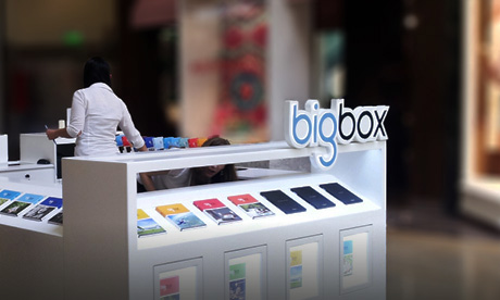 Bigbox , Unicenter Shopping