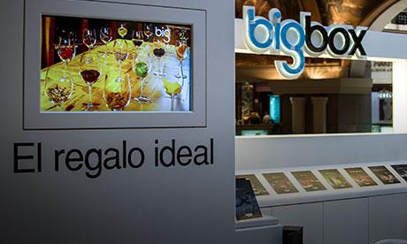Bigbox - Shopping Galerias Pacífico